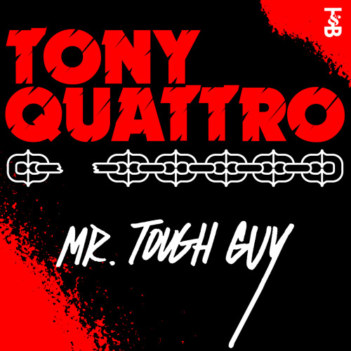 "Tony Quattro - ""The Sound Feat. Uniique"""