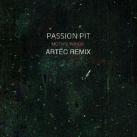 Passion Pit Moth's Wings (Artec Remix) Artwork