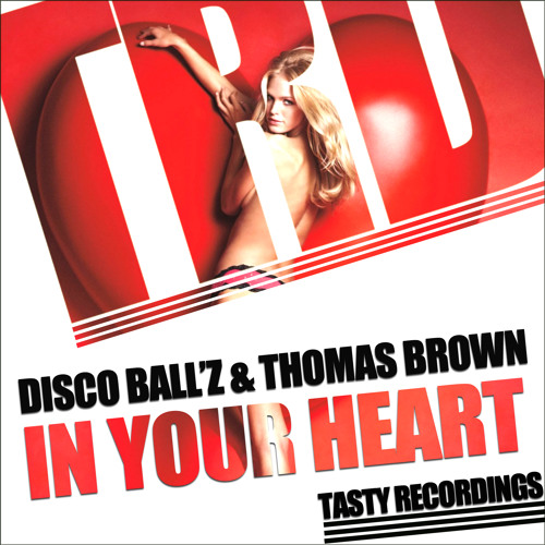 """Disco Ball'z & Thomas Brown - In Your Heart (Disco Ball'z Oldschool Mix) """"Snippet"""""""