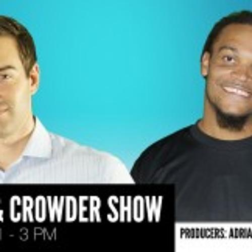 Kup & Crowder Show Podcast 04 - 03 - 14