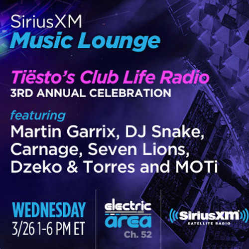 Dzeko & Torres LIVE from Tiësto's Club Life Radio at the SiriusXM Music Lounge