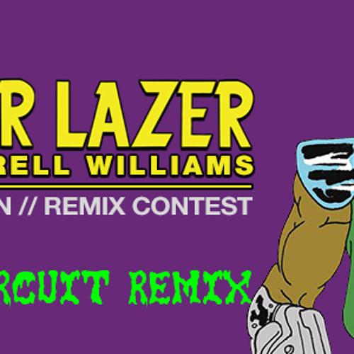 Major Lazer Ft. Pharrel -AerosolCan (Short Circuit Remix) Free Download!