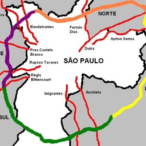 Road to Sao Paulo. Soprano&Tenor Recorders.