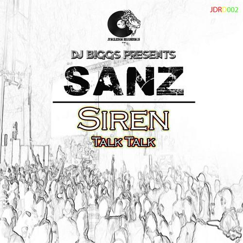 JDRD002B Sanz - Talk Talk (clip)