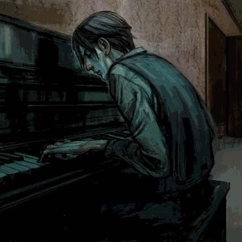 Ambient Piano Nite Chill 4_Ambient/Piano/Drifting