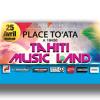 JINGLE - TAHITI MUSIC LAND - AXE / AIR TAHITI NUI / NESCAFE / COCA-COLA
