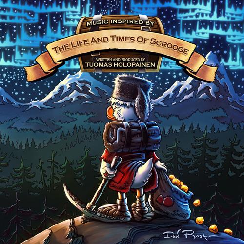 TUOMAS HOLOPAINEN - A Lifetime Of Adventure