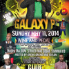 GALAXCY P LIVE ONSTAGE SUNDAY MAY 11, 2014 CLUB ECLIPSE 247 FABYAN PL NEWARK NJ