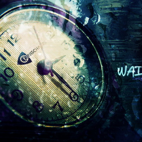 Wait - Acoustic Instrumental (beat)