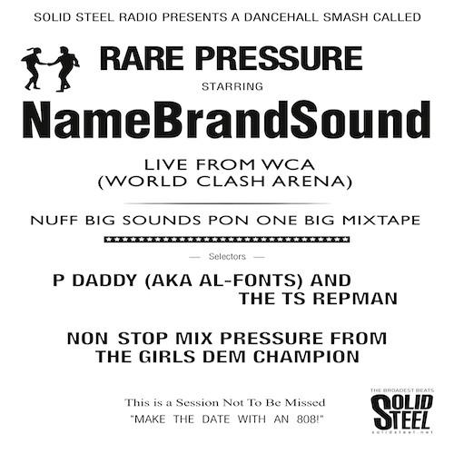 Solid Steel Radio Show 4/4/2014 Part 1 + 2 - NameBrandSound