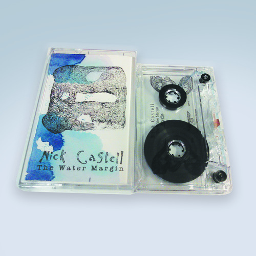 """Nick Castell - """"Water Margin"""" (C90) Out Now"""