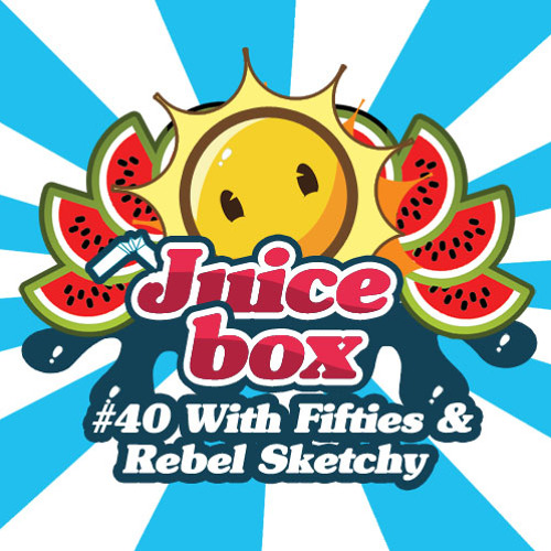 Fifties Radio Show - Rebel Sketchy Set - 270314