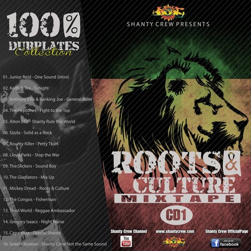 Roots & Culture - Shanty Crew DubMix Vol.1
