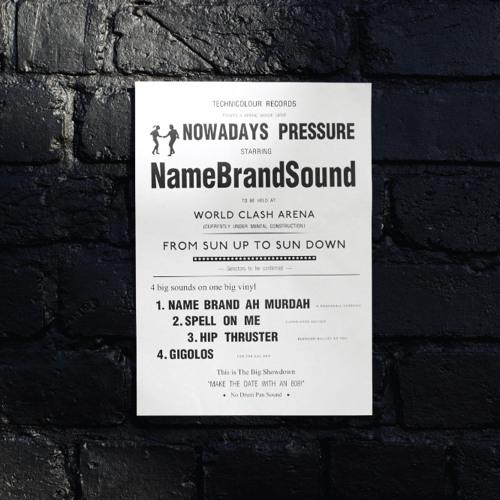 1. NameBrandSound - Hip Thruster