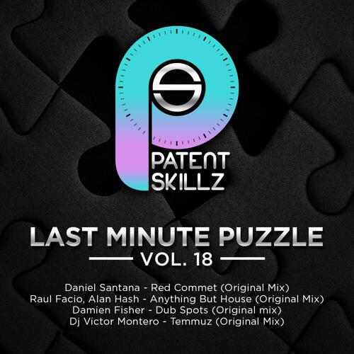 Raul Facio, Alan Hash - Anything But House (Original Mix) LAST MINUTE PUZZLE Vol.18