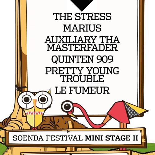 Disco DJ Set @ Soenda Festival May 18th 2013