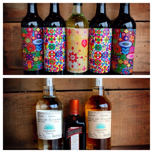 The Tasting Bar -- Casamigos Tequila & Repeat Wine 4.4.14