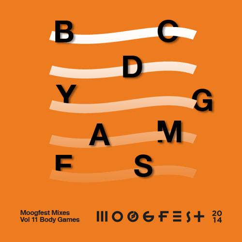 Moogfest Mixes Volume 11 - Body Games