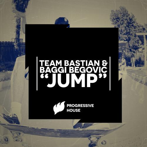 Team Bastian & Baggi Begovic 'JUMP' (Flashover Recordings) |Out Now|