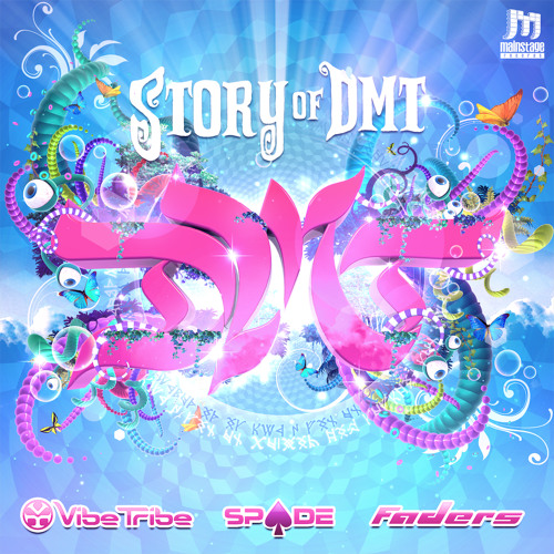 Vibe Tribe & Spade & Faders - Story Of D.M.T (PREVIEW)
