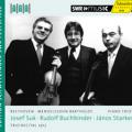 Buchbinder, Starker, Suk: Trio Recital 1973