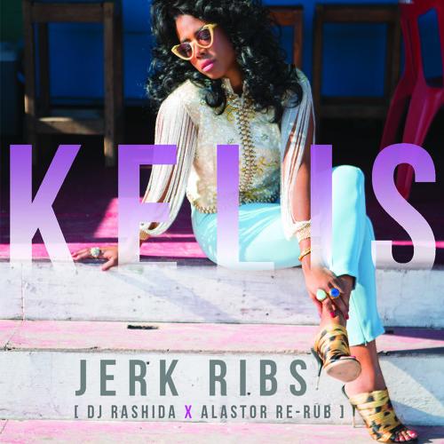 Kelis Jerk Ribs (Rashida x Alastor re-rub)