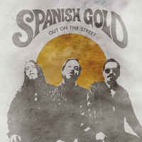 Ghetto Brothers There Is Something In My Heart (Spanish Gold Cover) Artwork