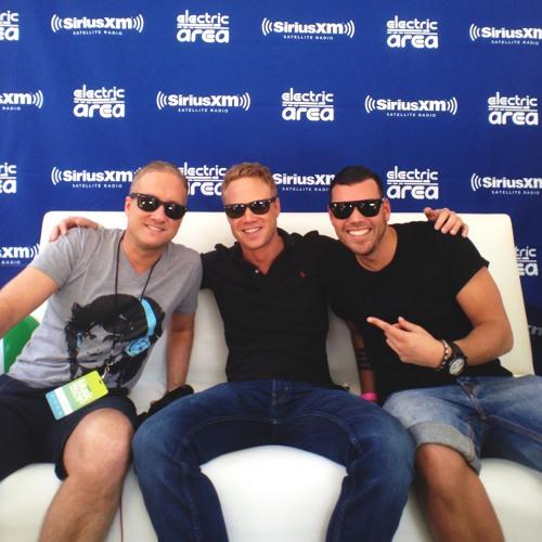UMF Radio 2014: MOTi & Robbie Rivera are Now Friends w/ Ben Harvey