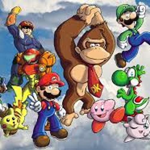 Super Smash Bros. Melee Sound FX | SSBM Rap Beat | Prod. By DJ Lewi