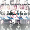 The Girl Groups Of K-Pop - Megamix