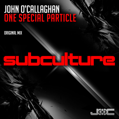 John O'Callaghan - One Special Particle