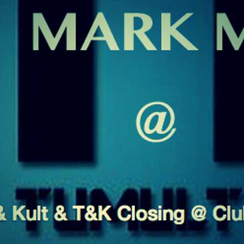 Mark Mayu @ 3 Jahre Tumult & Kult - Techno @ Club London Underground - 04.04.2014