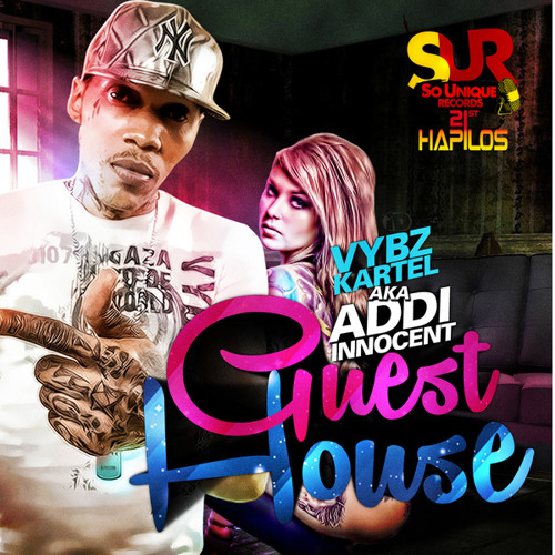 Vybz Kartel - Guest House - So Unique Records - April 2014