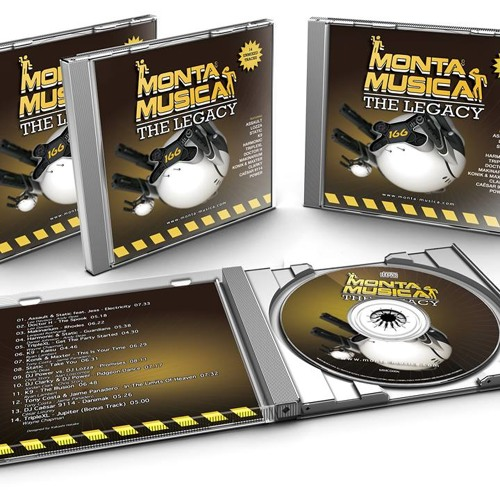 Monta Musica CD 4 - The Legacy