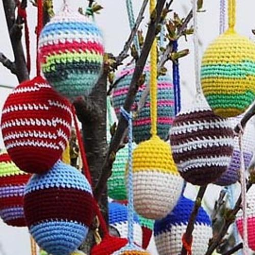 Der Eierbaum in Saalfeld