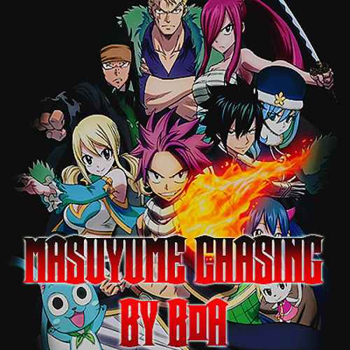 MASAYUME CHASING BY BoA - Fairy Tail 2014 OP 15 ~Tv size~