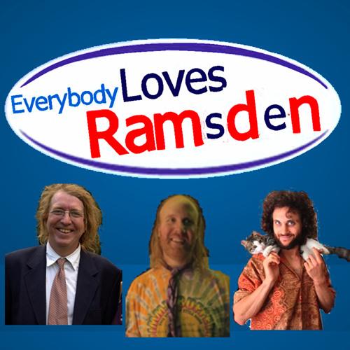 RAMSDEN - I Want So Heavy