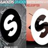 Crackin - Bassjackers (Martin Gariix Edit) VS Helicopter Martin Garrix & Firebeatz- By Nir Kremer