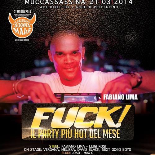 Dj set live fabianolimadj muccassassina 04 Aprile 2014