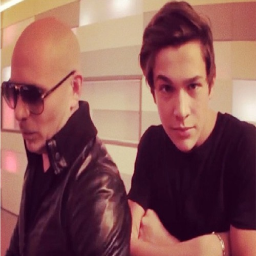 Austin Mahone Ft Pitbull - Mmm Yeah (DJ 212 Hook First Intro - Clean)