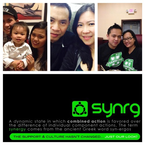 4/3/2014 Team Synrg Call New Diamonds Tor, Tameta, and Palacio.