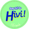 hivi! - orang ke3 (cover)