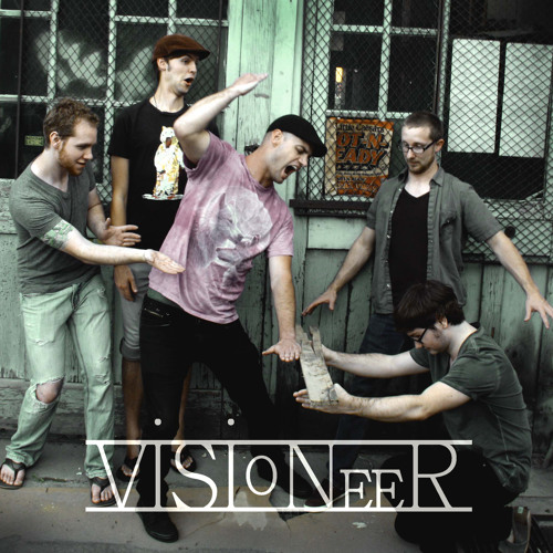 Visioneer - I Left My Body