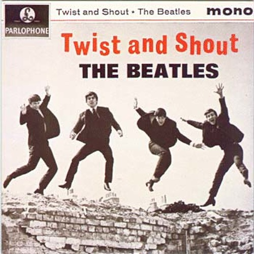 The Beatles - Twist And Shout (Drum and Bass Remix)
