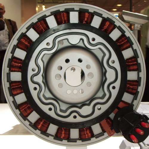 basti knop- permanent magnet erregt