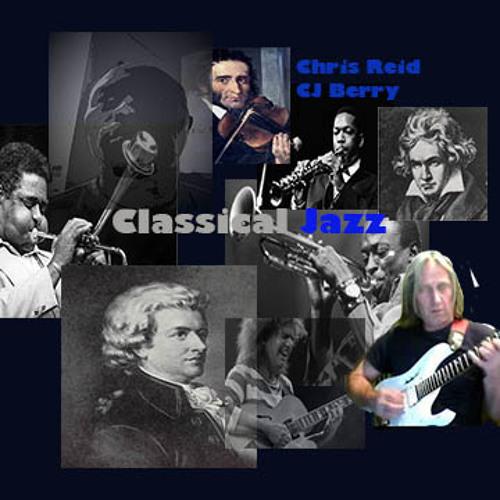 CLASSICAL JAZZ ANTHEM - Chris Reid ft. CJ Berry on guitar