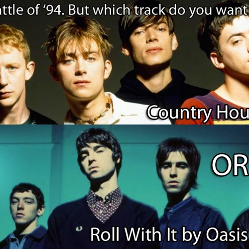 The Battle of Britpop revisited