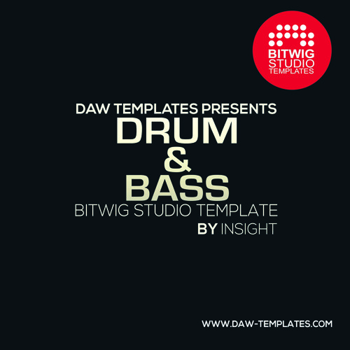 Bitwig Template Drum&Bass
