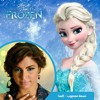 نسمه محجوب frozen  اطلقي سرك let it go