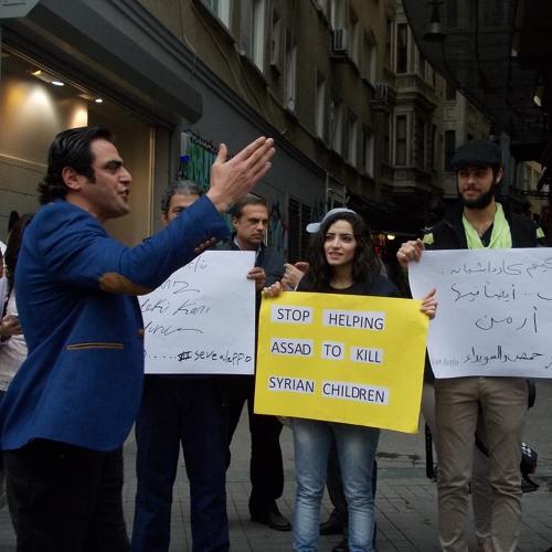 Ya oum al shahid - Contre la guerre en Syrie